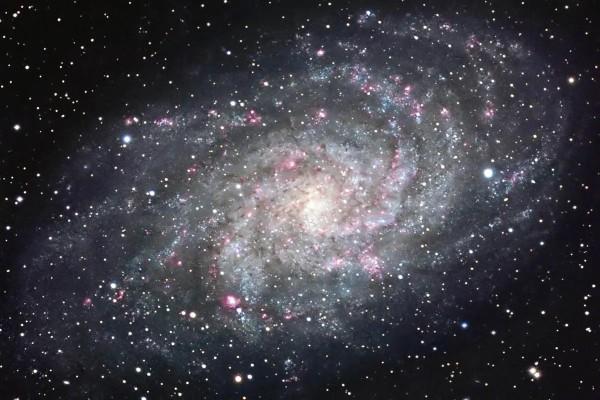 Vliestapete Milchstraße 375x250