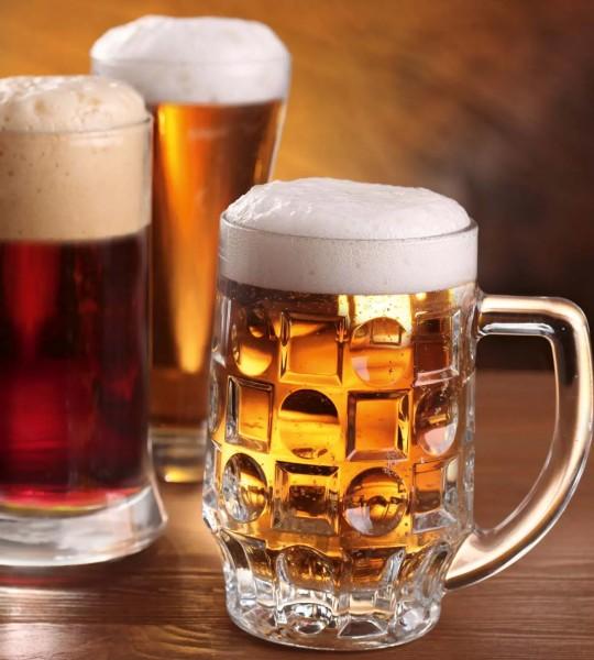 Vliestapete Bier 225x250