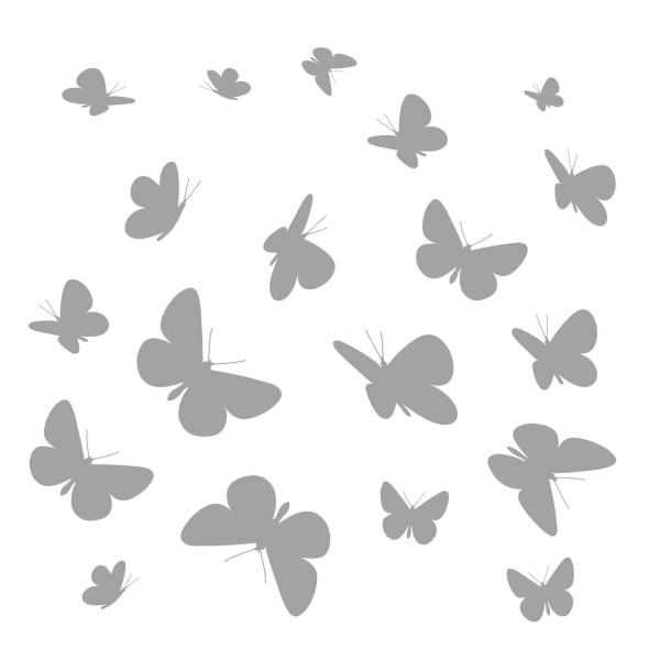 Fenstersticker Schmetterlinge