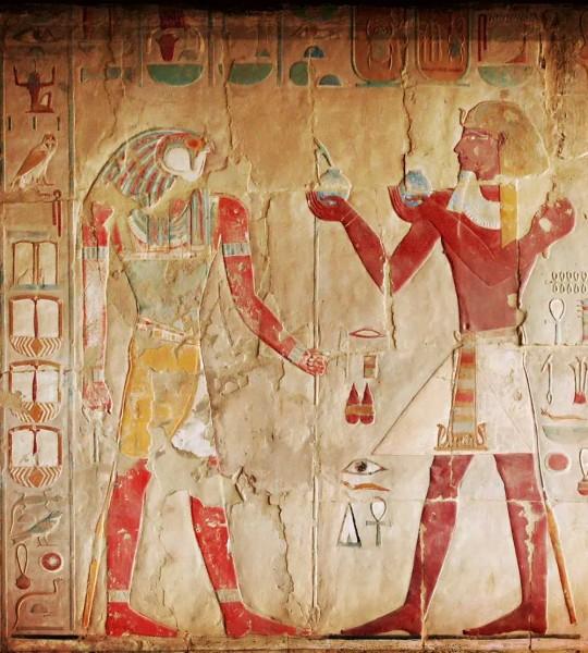 Vliestapete Pharao 225x250