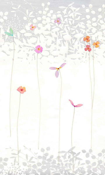 Vliestapete Fototapete Satomi Japan Blumen
