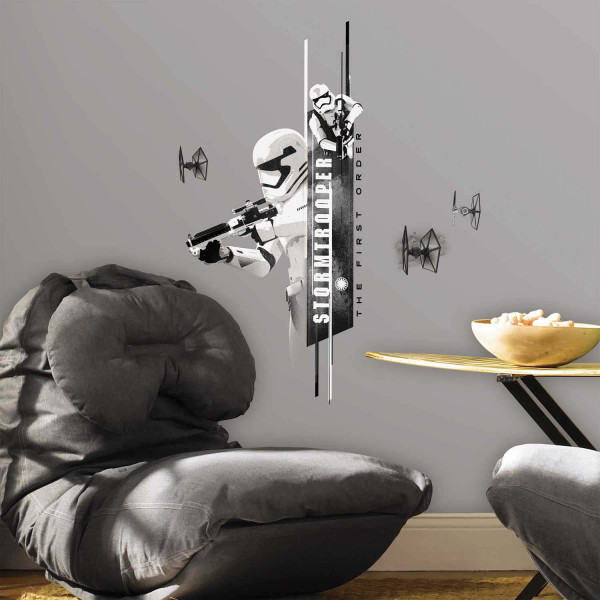 Wandsticker Star Wars Sturmtruppen First Order Jugendzimmer