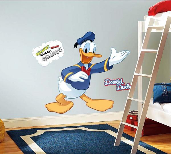Wandsticker Disney Donald Duck