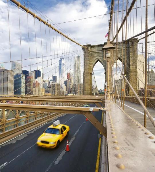 Vliestapete New York Brooklyn 225x250