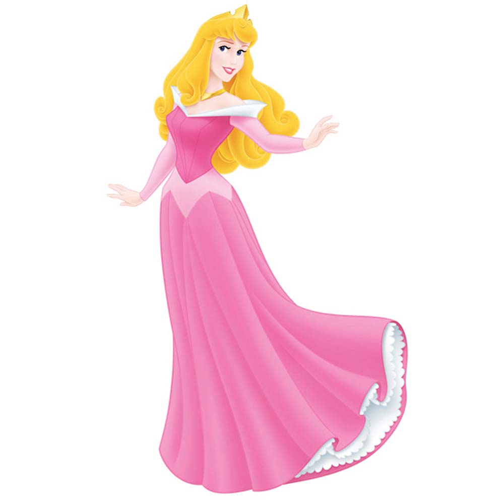 Wandsticker Disney Princess Dornröschen | tapetenwelt
