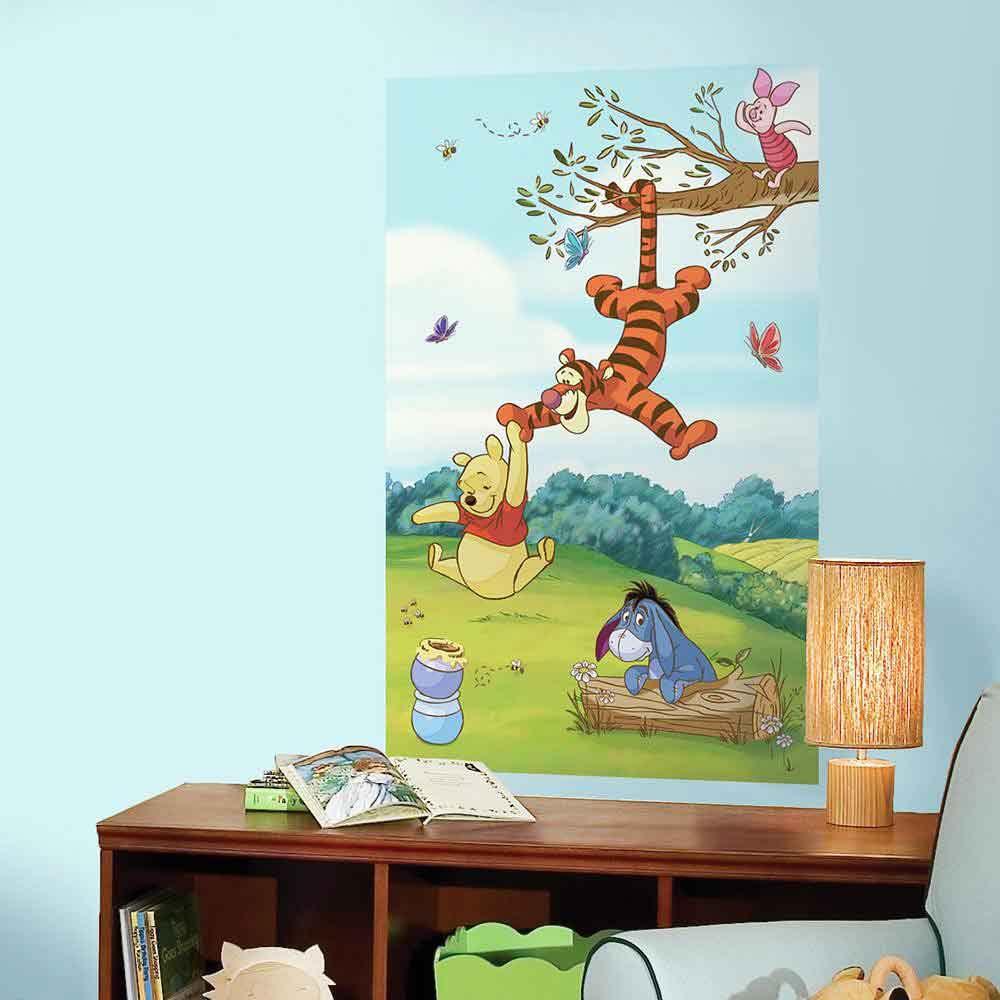 Fototapete Winnie the Pooh Wandbild