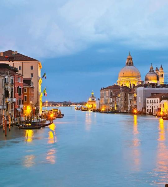 Vliestapete Venedig Canale Grande 225x250