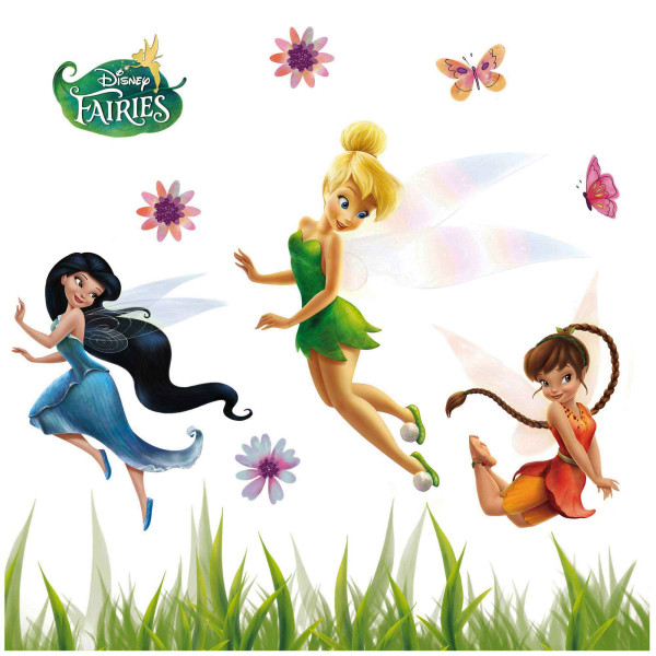 Fenstersticker Disney Fairies Tinkerbell