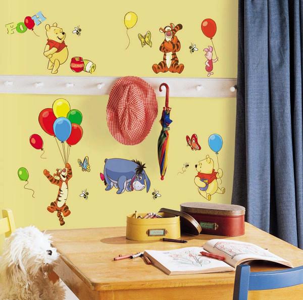 Wandsticker DisneyWinnie Pooh | tapetenwelt