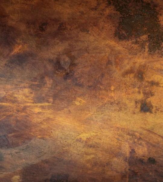 Vliestapete Patina Kupfer 225x250