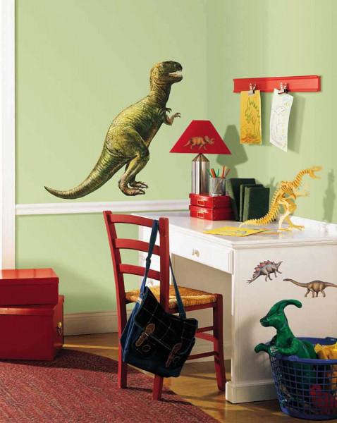 Wandsticker Dinosaurier T.Rex Jungenzimmer