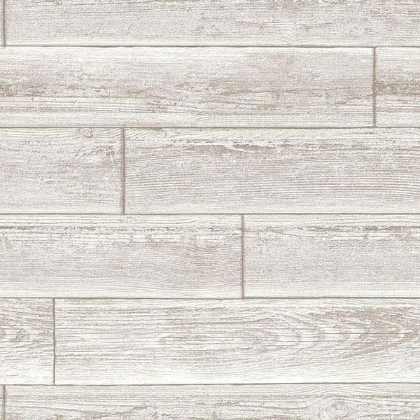 Tapete selbstklebend Holz hell cremig