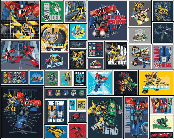 Fototapete Transformers Robots in Disguise