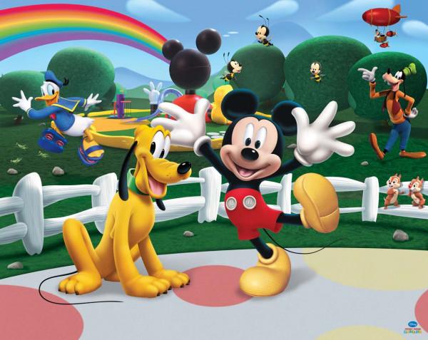 Fototapete Disney Mickey Mouse