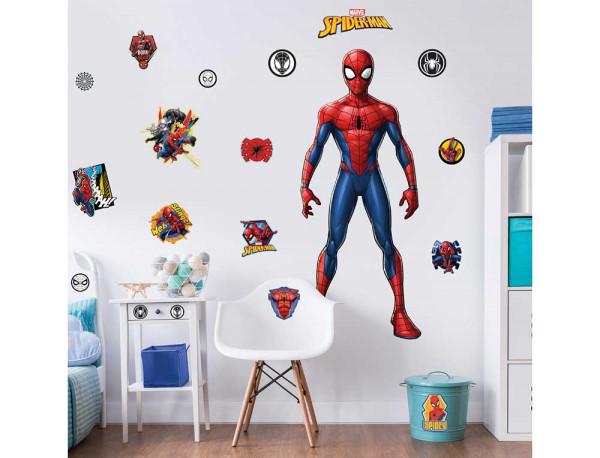 Walltastic Wandsticker Marvel Spiderman XXL Kinderzimmer