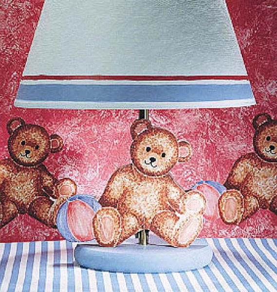 Wandsticker Teddybären