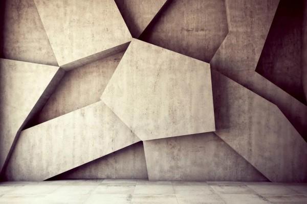 Vliestapete Beton Hintergrund 375x250