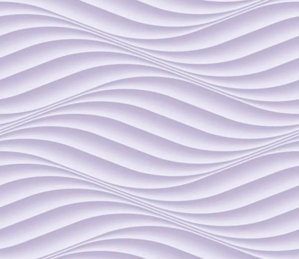 Vliestapete 3D-Optik Wellen lila