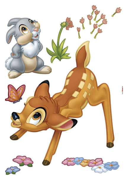 Wandsticker Disney Bambi