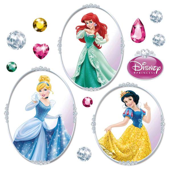 Fensterbilder Disney Princess