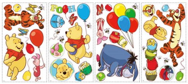 Wandsticker Disney Winnie Pooh