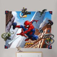 Walltastic 3D Pop Out Wandbild Spiderman