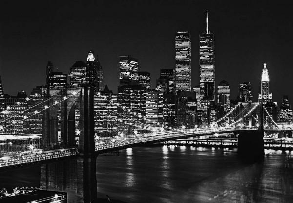 Fototapete Wandbild Brooklyn Bridge Manhattan