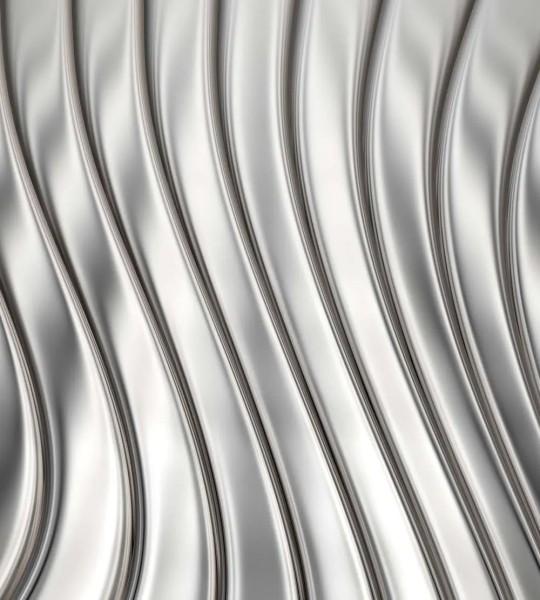 Vliestapete Metall Streifen 225x250