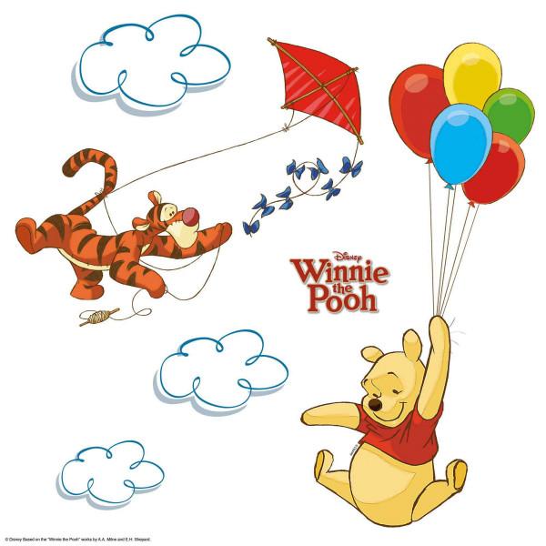 Fenstersticker Winnie Pooh