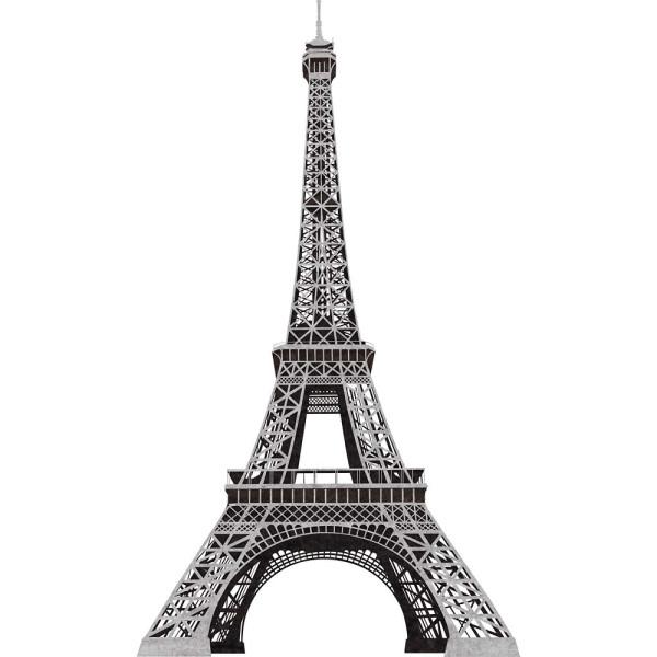 Wandtattoo Eiffelturm Paris