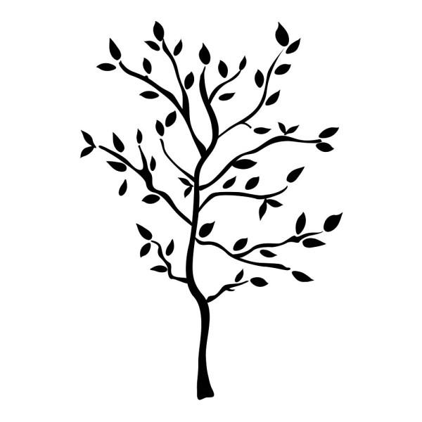 Wandtattoo Baum Wandbild Wandpuzzle