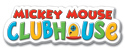 RoomMates Logo Mickey Mouse Clubhouse