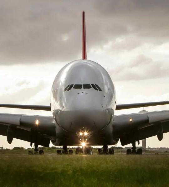 Vliestapete Flugzeug 225x250