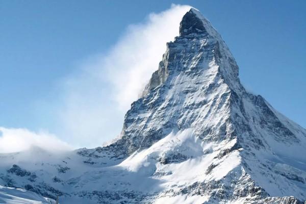 Vliestapete Matterhorn 375x250