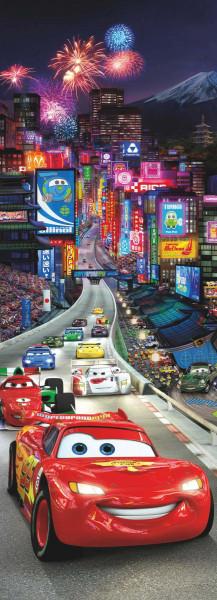 Fototapete Disney Cars Tokio Drift