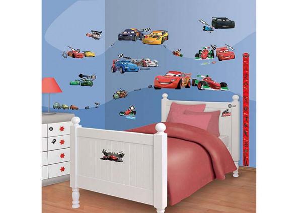 Wandsticker Disney Pixar Cars Auto Kinderzimmer