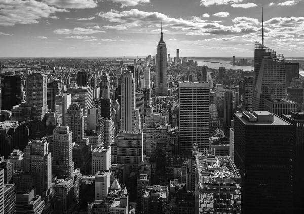 Fototapete New York Manhattan View