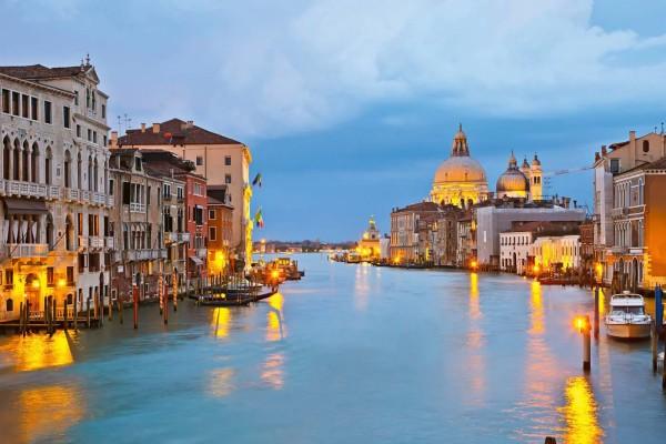 Vliestapete Venedig Canale Grande 375x250