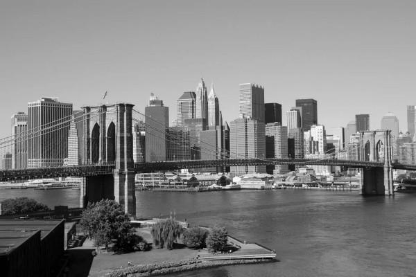 Vliestapete Manhattan Skyline 375x250