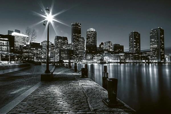 Vliestapete Boston 375x250