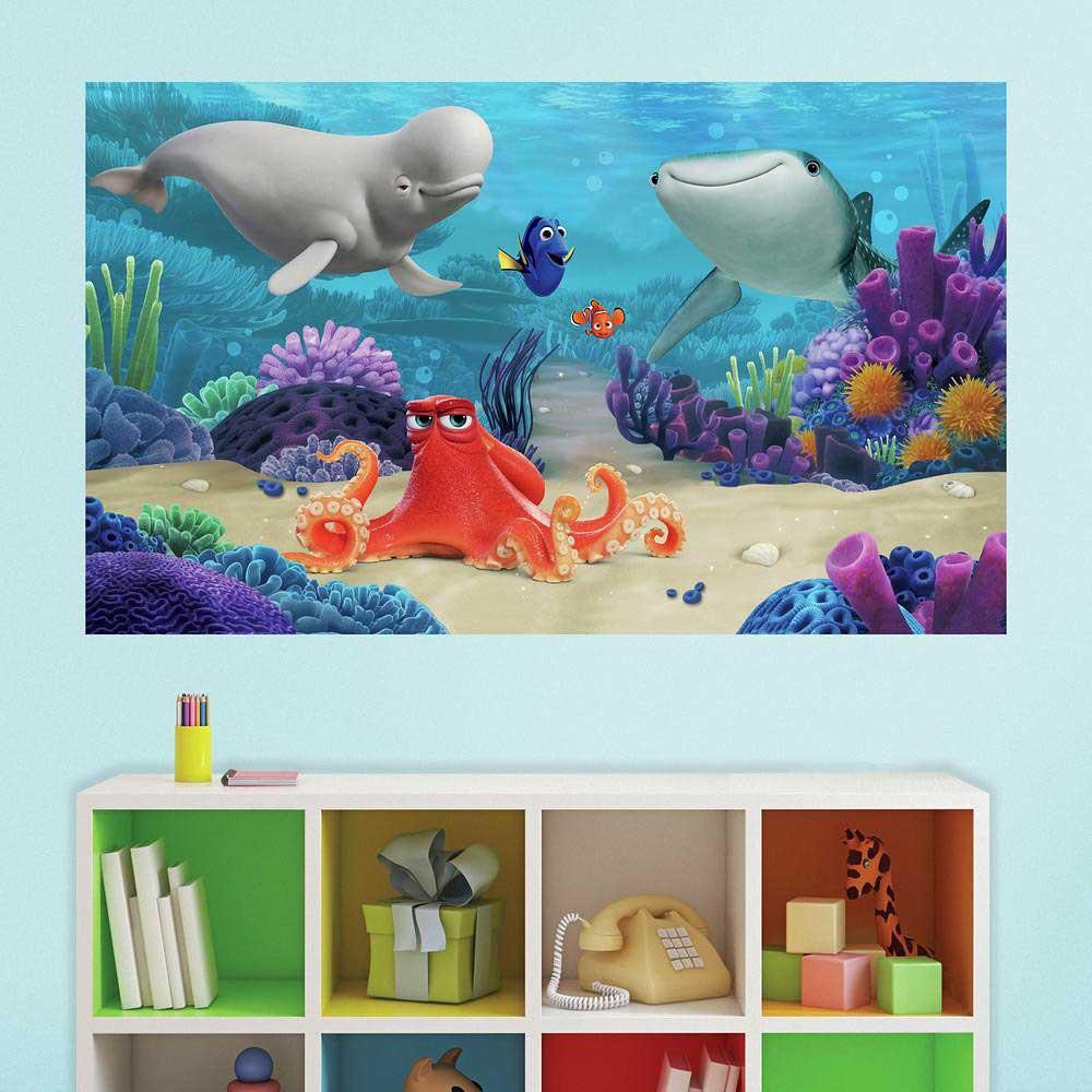RoomMates Fototapete Finding Dory Wandbild | tapetenwelt