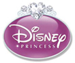 Logo Disney Princess