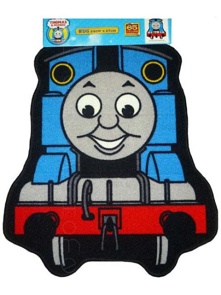 Lokomotive Thomas Teppich Bettvorleger