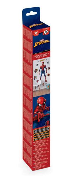 Walltastic Wandsticker Marvel Spiderman XXL Verpackung