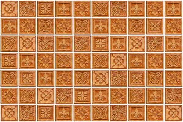 Vliestapete Fliesenkunst 375x250