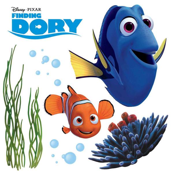 Fenstersticker Finding Dory Nemo