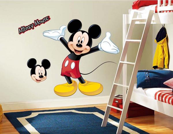 Wandsticker Mickey Mouse XXL