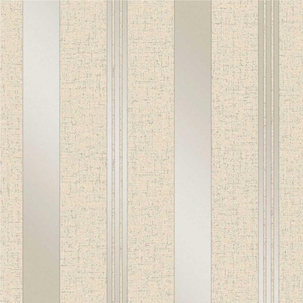 Vinyl Tapete Streifen Quartz Design Gold