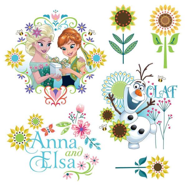 Fenstersticker Disney Frozen Frühling