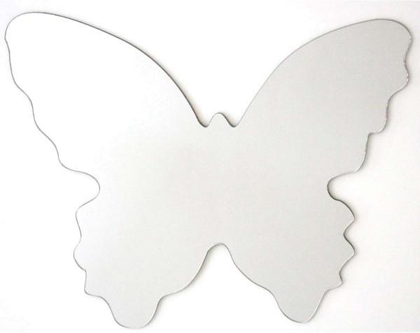 RoomMates Wandsticker Spiegel-Schmetterling